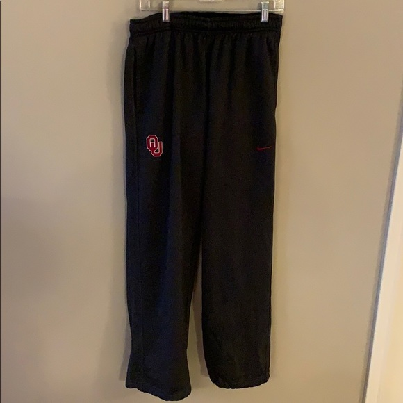 Nike Other - Nike Therma-Fit Sweatpants - Oklahoma University